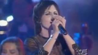 The cranberries  and orchestra Linger Vatican 2002