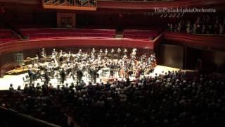 """Philadelphia Orchestra Performs """"La Marseillaise"""""""