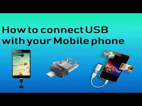 How To Connect Pen Drive To Android Phone Via OTG Full Tutorial