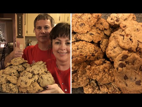 Cook With Us   Delicious And Easy Oatmeal Raisin Pecan Cookies   Chocolate Chip Pecan Cookies 2018