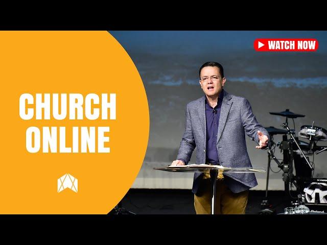 HELP! MY WORLD HAS CHANGED PART 1 - SUNDAY 02 AUGUST - CHURCH ONLINE