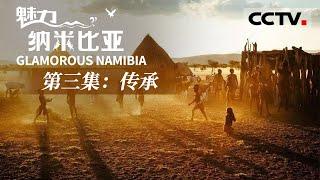 《魅力纳米比亚》第三集 探访红泥人的隐秘世界! 纳米比亚最后一个土著原始部落有哪些神秘事件吸引着人们的眼球?【CCTV纪录】 - YouTube