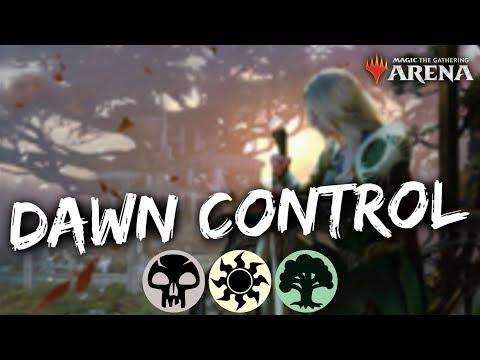 MTG Jeff: Dawn Control in GRN Standard – The Mana Base