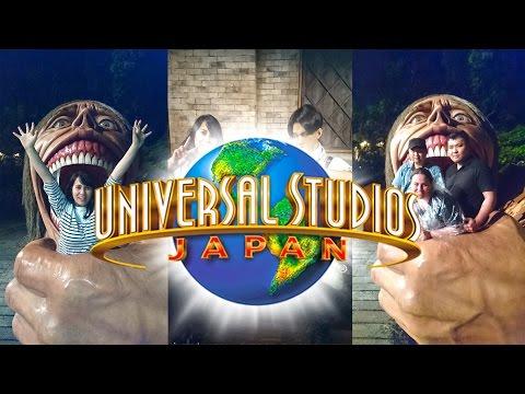 Passeio Universal Studios Japan (tour japan)