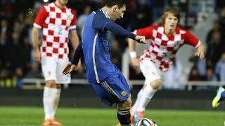 Download Video Argentina vs Croatia 2-1 All Goals & Highlights Friendly Match 2014 HD MP3 3GP MP4
