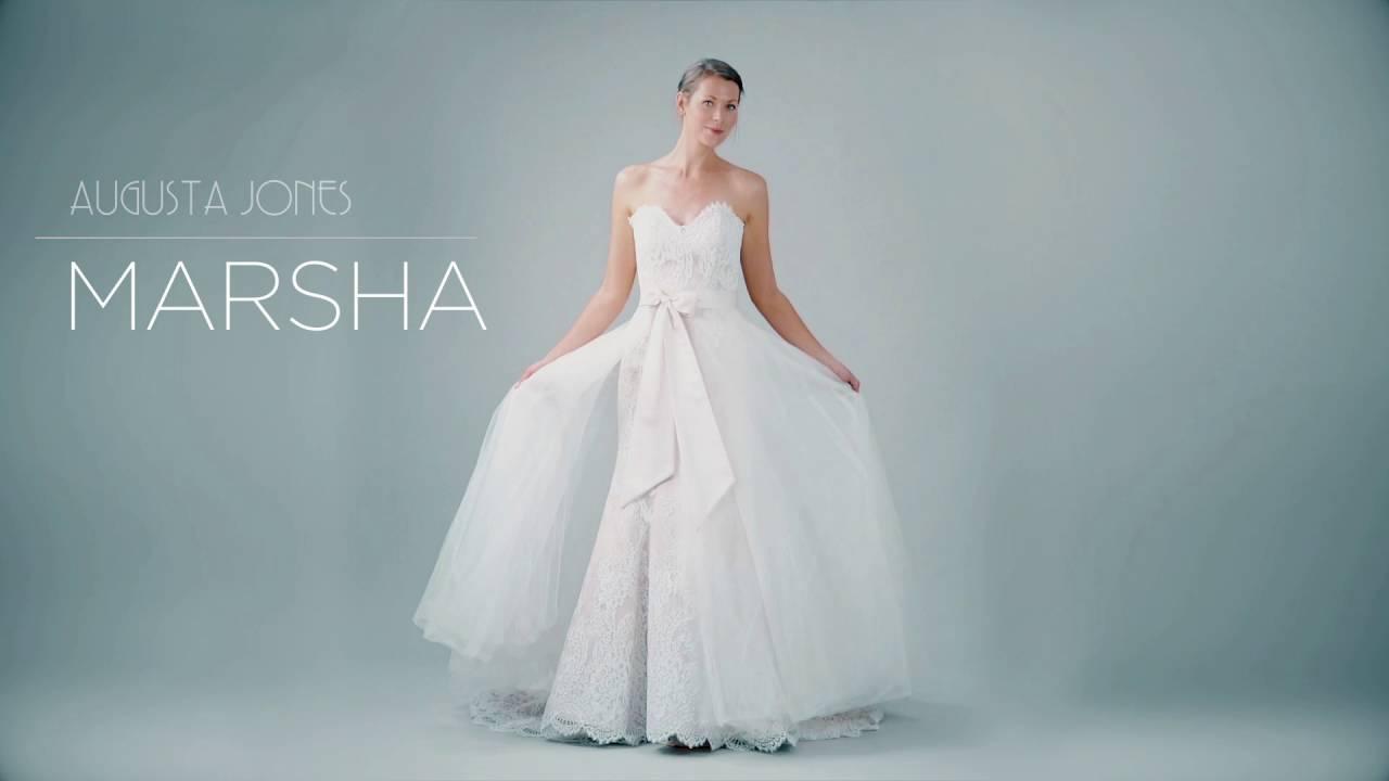 Augusta Jones - Marsha - One Dress, Multiple Looks - YouTube