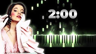 sanah - 2:00   Piano Karaoke Cover, Tekst