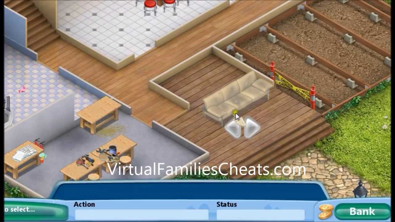 Virtual Families Walkthrough And Cheats – Wonderful Image