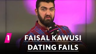 Faisal Kawusi: Dating Fails