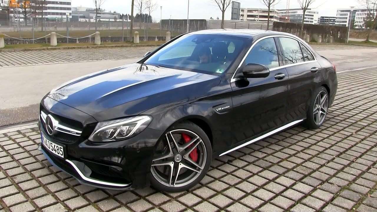 2016 mercedes c63 amg s 510 hp test drive by test d doovi. Black Bedroom Furniture Sets. Home Design Ideas