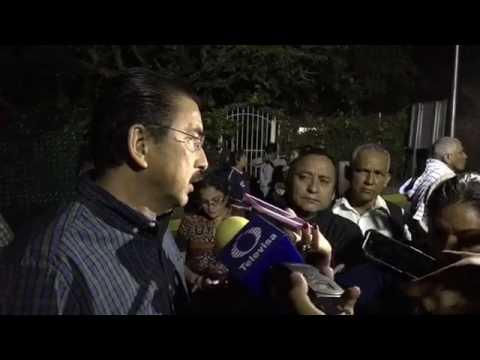 #Video Instante Detienen al dirigente de la APPG, Nicolás Chávez en Chilpancingo