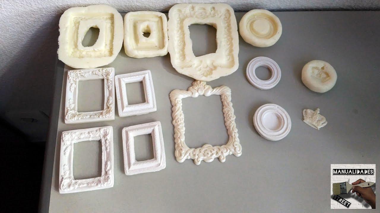 Como hacer moldes manualidades de reciclaje youtube - Ver como hacer manualidades ...