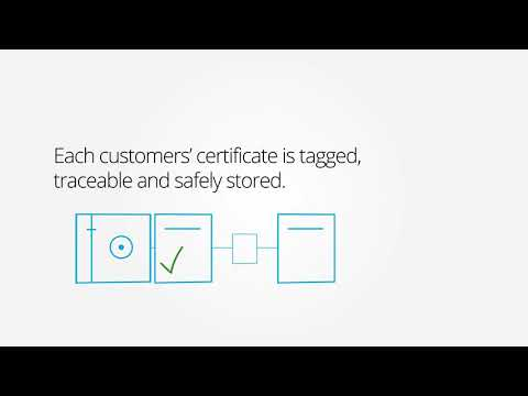 DNV GL first to leverage the blockchain technology to advance the certification industry