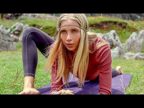 Yin Yoga For Flexibility ♥ Tight Hips & Hamstrings | Sacred Valley