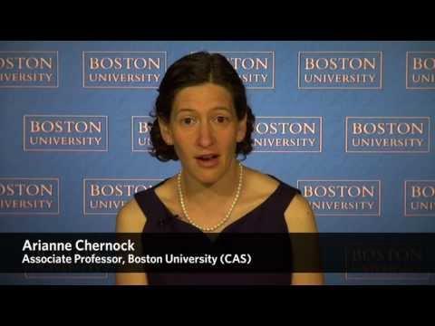 Arianne Chernock: Royal baby name
