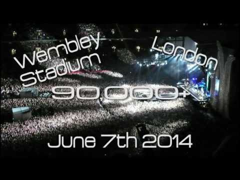 One Direction's 'Where We Are' Stadium Tour 2014 - UK and Ireland Dates