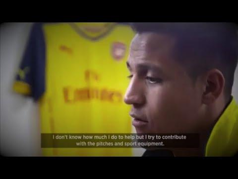 Alexis Sanchez BBC Documentary Arsenal 2016 [español with english subtitles]