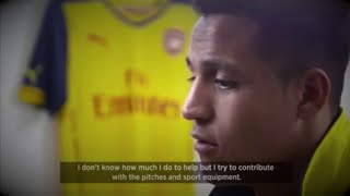 Alexis Sanchez BBC Documentary - Arsenal [español with english subtitles]