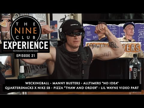 The Nine Club EXPERIENCE  Episode 21  Weckingball
