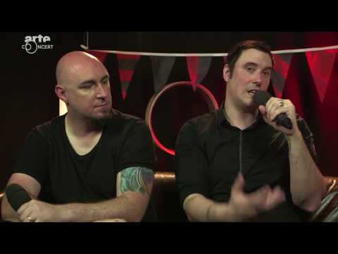 Breaking Benjamin about dealing with health issues and being sincere.