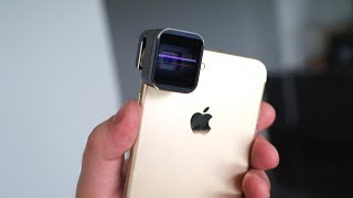 Анаморфот на iPhone