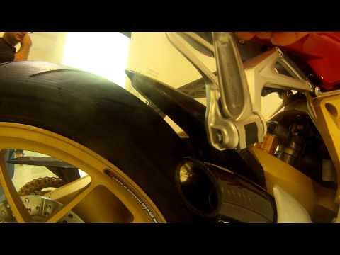 My new MV Agusta F3 serie oro