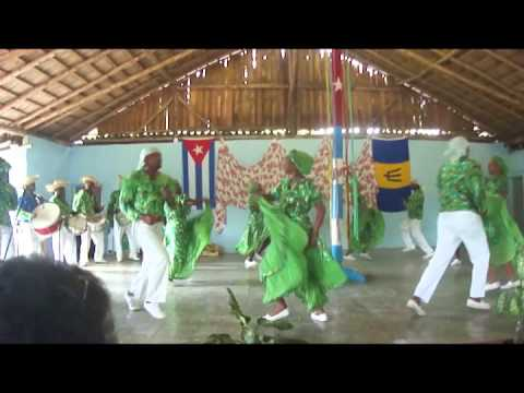 Baragua Folk Group Perform Anglo Caribbean Folk Songs Millie Gone to Brazil...