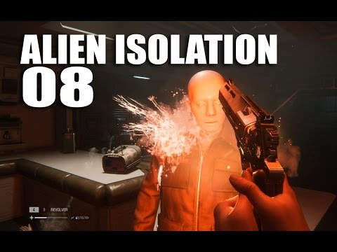 ALIEN ISOLATION 08 You always know a working Joe
