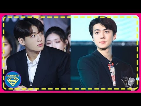 There Is One Rumor About BTS Jungkook And EXO Sehun    Showing How Different The Two Maknaes Really