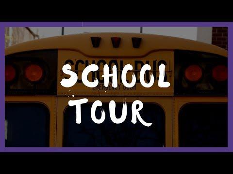 EP:1 | CEO'S SCHOOL TOUR | FIRST STOP SOUTH SAN ANTONIO HIGH SCHOOL