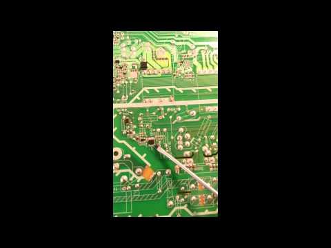 Panasonic TH P50X50Z POWER SUPPLY REPAIR B159-201 4H.B1590.041/E1