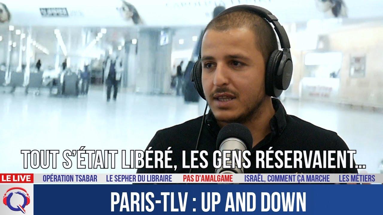 Paris-TLV : up and down - Pas d'Amalgame#58