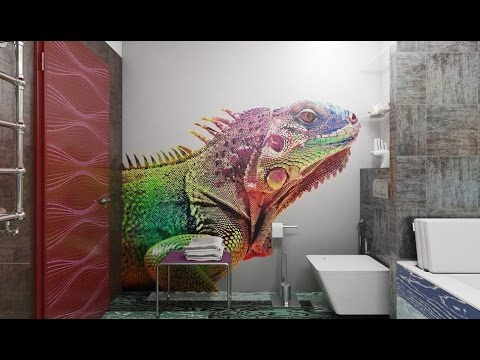 Badezimmer design. badezimmer dekorieren. deko ideen badezimmer ...
