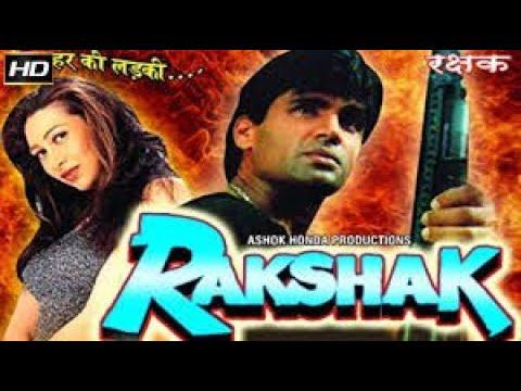 Download Rakshak full movie sunil shetty karisma kapoor unseen action movie
