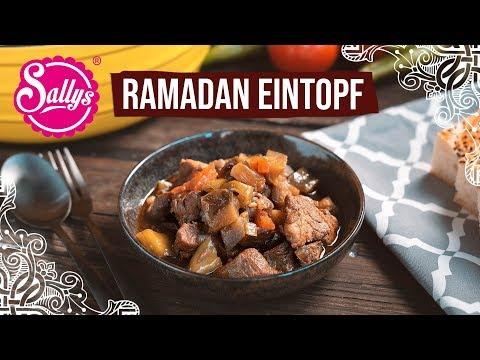 Ramadan Eintopf / Mardin Güveci/ Sallys Welt