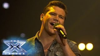 "Restless Road Takes It ""Easy"" - THE X FACTOR USA 2013"