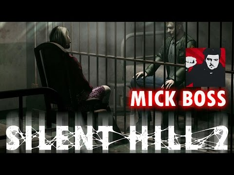 SILENT HILL 2 PART 12 -  JUMPING DOWN HOLES