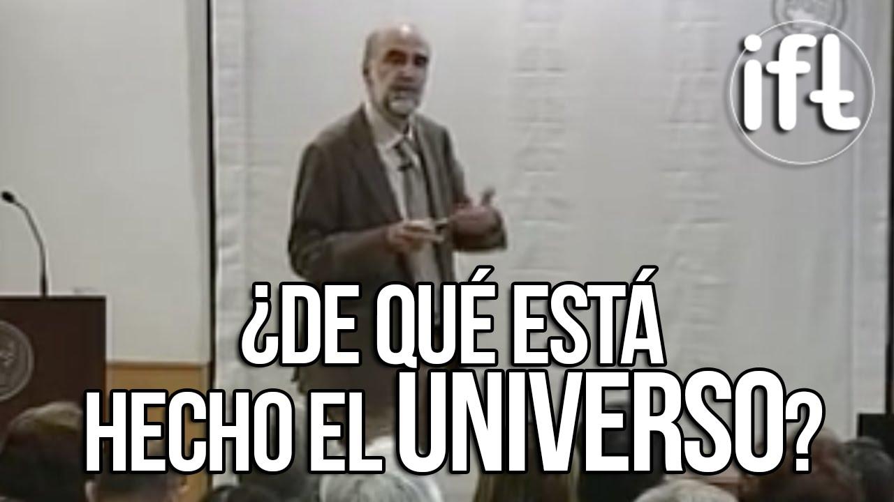 ¿De qué está hecho el Universo?: De las partículas elementales a la materia oscura (Carlos Muñoz)