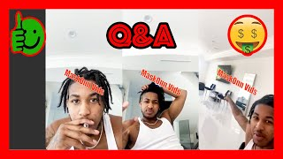 DDG TALKS HOW HE BLEW UP ✅ & THE HATERS ON IG LIVE