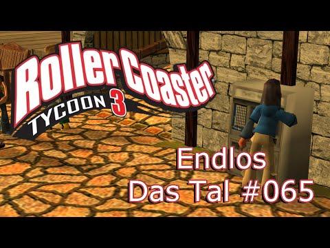 Rollercoaster Tycoon 3 Endlos - #065 - Sammelleidenschaft - Let's Play [ Deutsch / Full HD ]