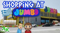 Let's Go Shopping at Jumbo in Greece - Πάμε ψώνια στο Jumbo στην Ελλάδα