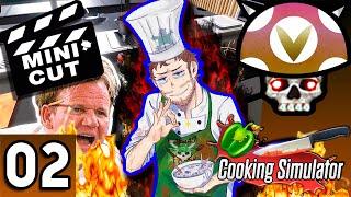 [Vinesauce] Joel - Cooking Simulator Mini-Cut #2