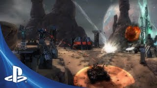Starhawk Multiplayer Survival Guide - Zones Game Mode