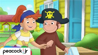 Mystery Package 🐵Curious George 🐵Kids Cartoon 🐵Kids Movies 🐵Videos for Kids