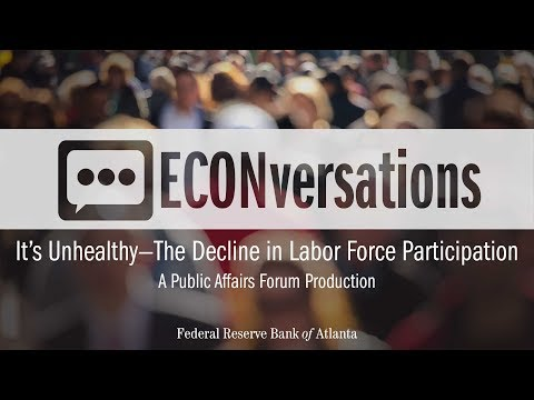ECONversation Explores Effects of Poor Health on the Labor Force