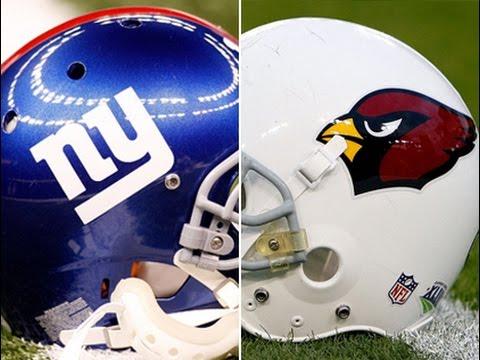 Image result for NY Giants vs. Arizona Cardinals