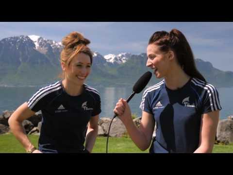 Athletes Reporting Episode 8 - Jade Jones & Bianca Walkden