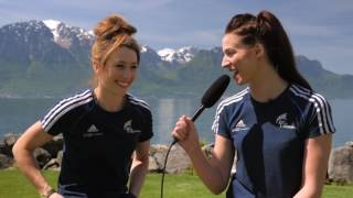 Athletes Reporting Episode 8 - Jade Jones & Bianca Walkden