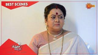 Kasturi Nivasa - Best Scenes | Full EP free on SUN NXT | 24 May 2021 | Kannada Serial