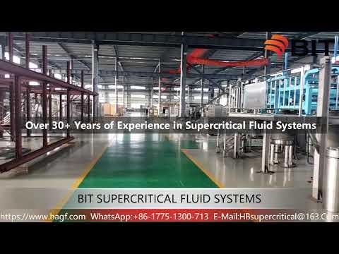 BIT-Supercritical fluid system manufacturer